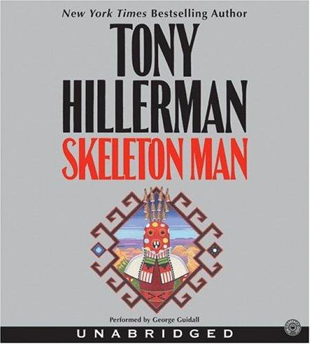 Skeleton Man CD by Tony Hillerman