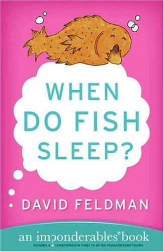 When do fish sleep? by Feldman, David