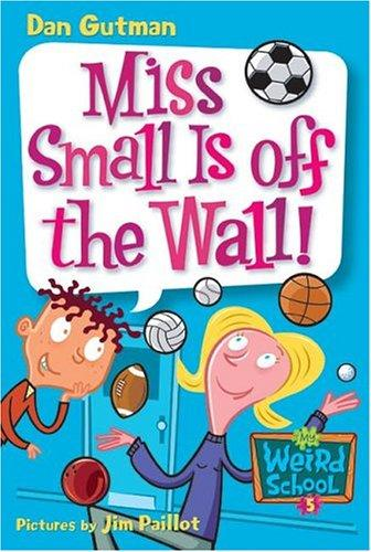 Miss Small is off the wall! by Pikney