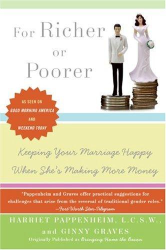 For Richer or Poorer by Harriet Pappenheim, Ginny Graves