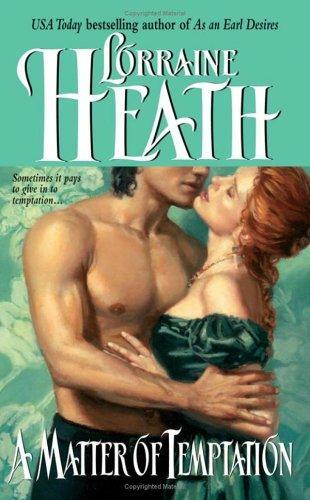 A Matter of Temptation (Avon Romantic Treasure)