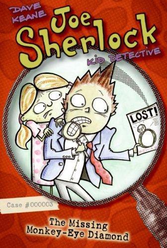 Joe Sherlock, Kid Detective, Case #000003