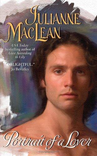 Portrait of a Lover (Avon Historical Romance)