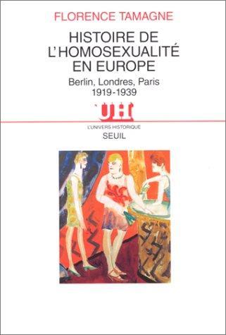 Histoire de l'homosexualité en Europe