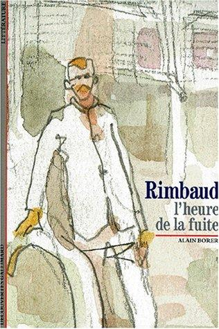 Rimbaud by Alain Borer