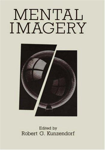 Mental Imagery by R.G. Kunzendorf