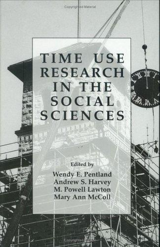 Time use research in the social sciences by