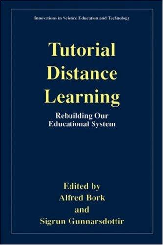 Tutorial distance learning by
