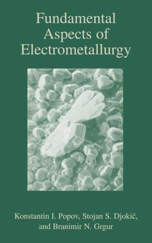 Fundamental aspects of electrometallurgy by