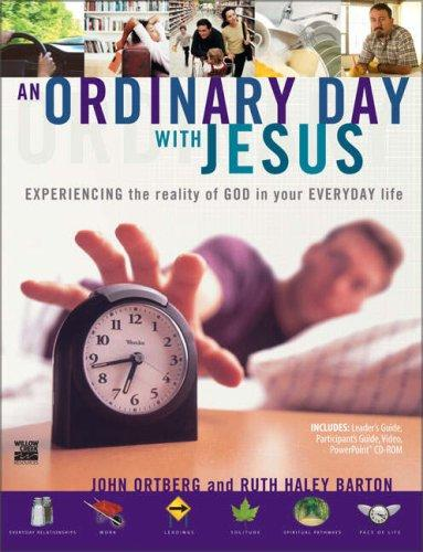 An Ordinary Day with Jesus (Video Curriculum) by John Ortberg