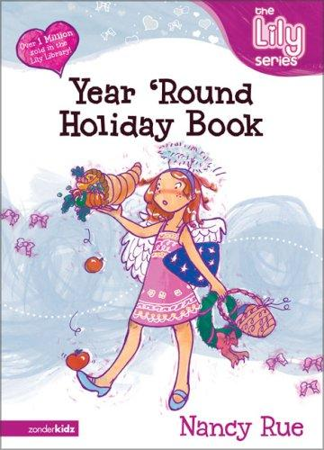 The Year `Round Holiday Book (Young Women of Faith Library)