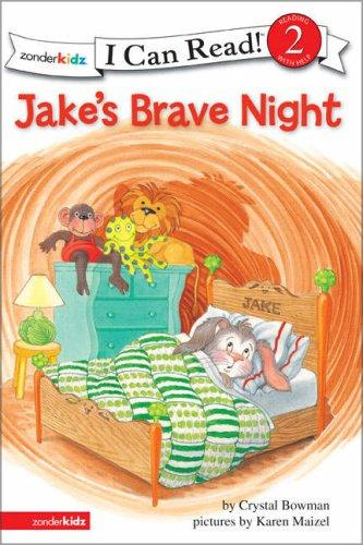 Jake's brave night by Crystal Bowman