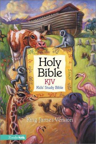 Image 0 of Holy Bible: King James Version - Kids' Study Bible