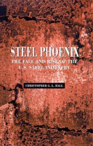 Steel phoenix by Hall, Christopher