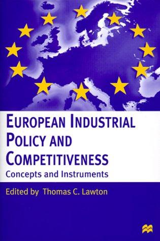 European Industrial Policy and Competitiveness