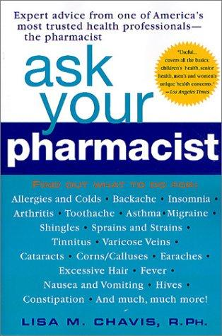 Ask Your Pharmacist