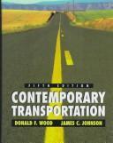 Contemporary transportation